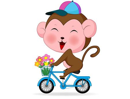 属猴人的幸运色和幸运数字