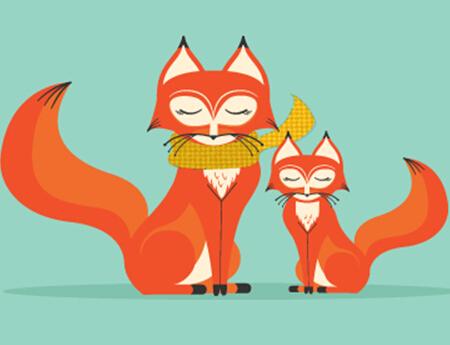 狐狸的风水作用
