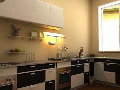厨房上面是卫生间风水化解