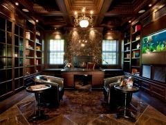 书房书柜的摆放风水布局