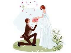 四大血型的求婚方式