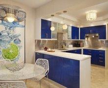 厨柜用什么颜色好风水