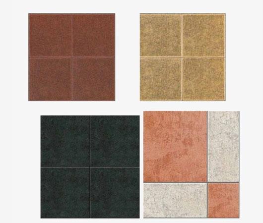 瓷砖地垫有哪些布置风水