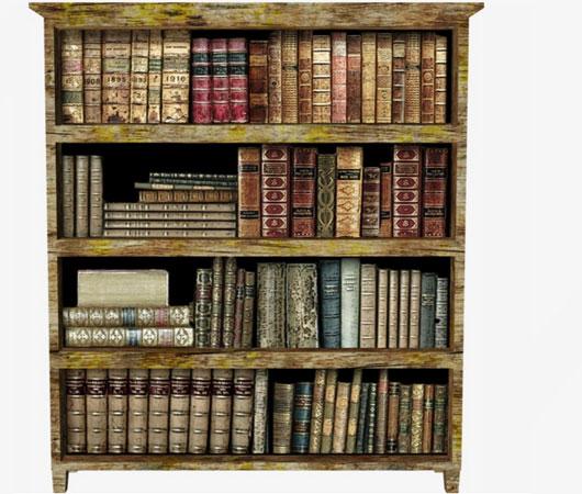 书柜在风水中有哪...