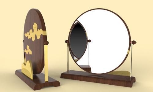镜子在家居风水中的禁忌,镜子不能随便摆