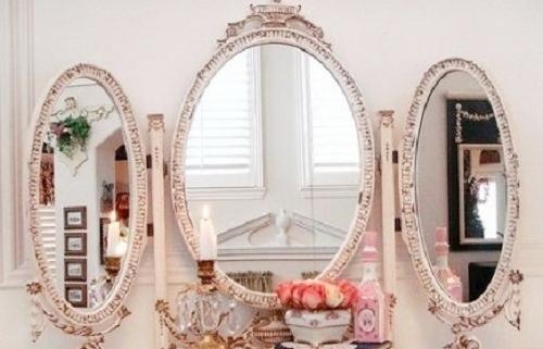 镜子对着床好不好,如何化解镜子对家居的不利影响