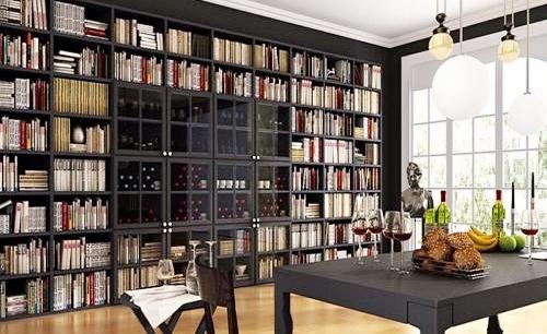 书房风水禁忌与破解,家居书房这样布置最容易出贵人